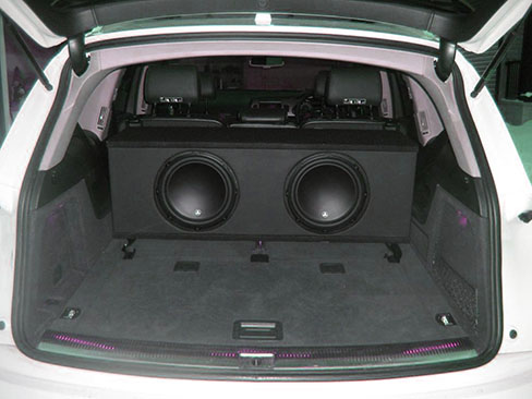 car audio ampliefer